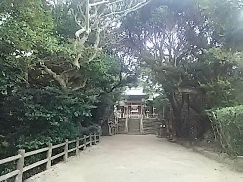 福岡市東区志賀海神社