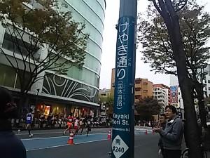 福岡市中央区けや木通り(国道202号線国体道路)