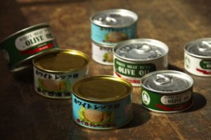 ツナ缶 由比缶詰所