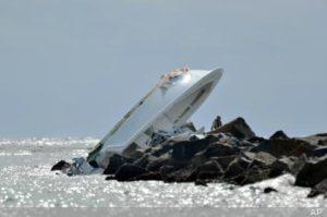 ホセ・フィルナンデス 事故 ボート
