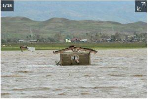 フィリピン 台風22号被害