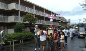 大山団地夏祭り
