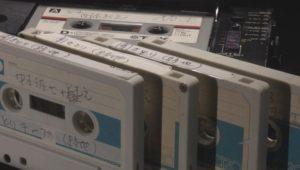 聞き取りテープ