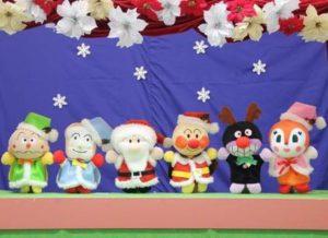 仙台アンパンマンクリスマス劇
