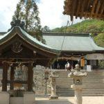 吉備津彦神社(岡山のパワースポット)2017初詣について