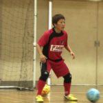 長島マリ(フットサル)のプロフィールや経歴と2017試合日程について