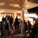 岡山神社の初詣(歳旦祭)2017や蚤の市・奉納音楽祭について
