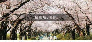北上展活地桜まつり